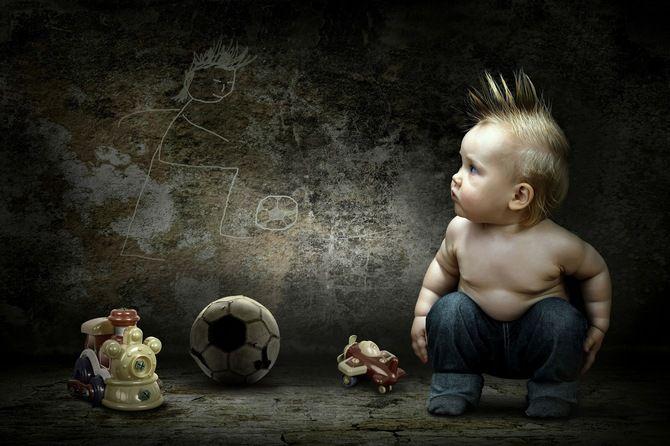 Как вырастить сына настоящим мужчиной, если рядом нет папы?