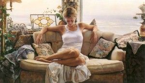 10640610-R3L8T8D-900-Steve-Hanks-Watercolor-Paintings-Art