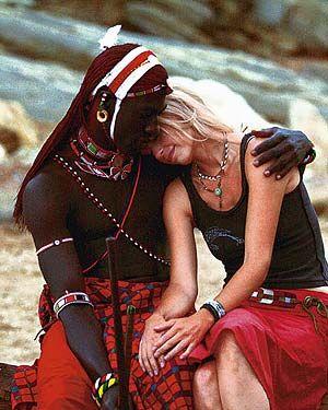 Любви все этносы покорны…